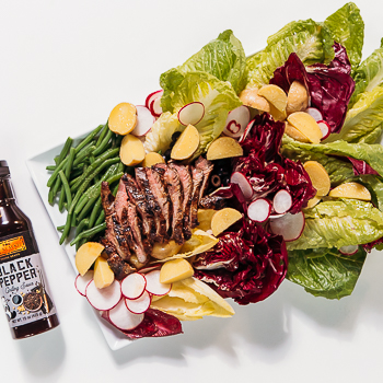 Recipe Steak Salad S