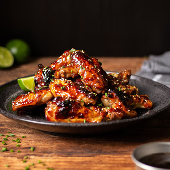 Recipe Sticky Hoisin Wings S