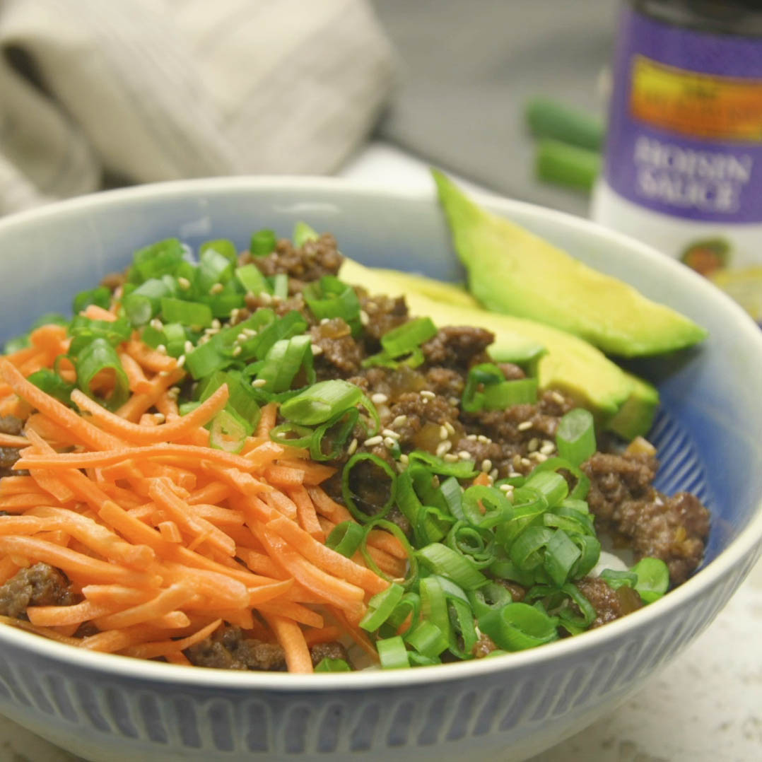 Recipe Stir Fry Honey Hoisin Beef Bowl S