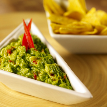 Recipe Summer Guacamole with Lee Kum Kee Chili Garlic sauce