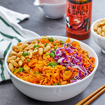 Recipe Sweet & Spicy Noodles S