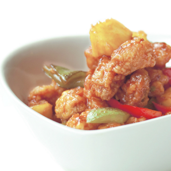 Recipe Sweet and Sour Pork S
