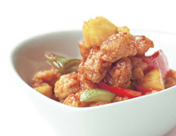 Recipe Sweet and Sour Pork