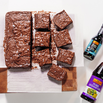 Recipe Tahini Brownie S