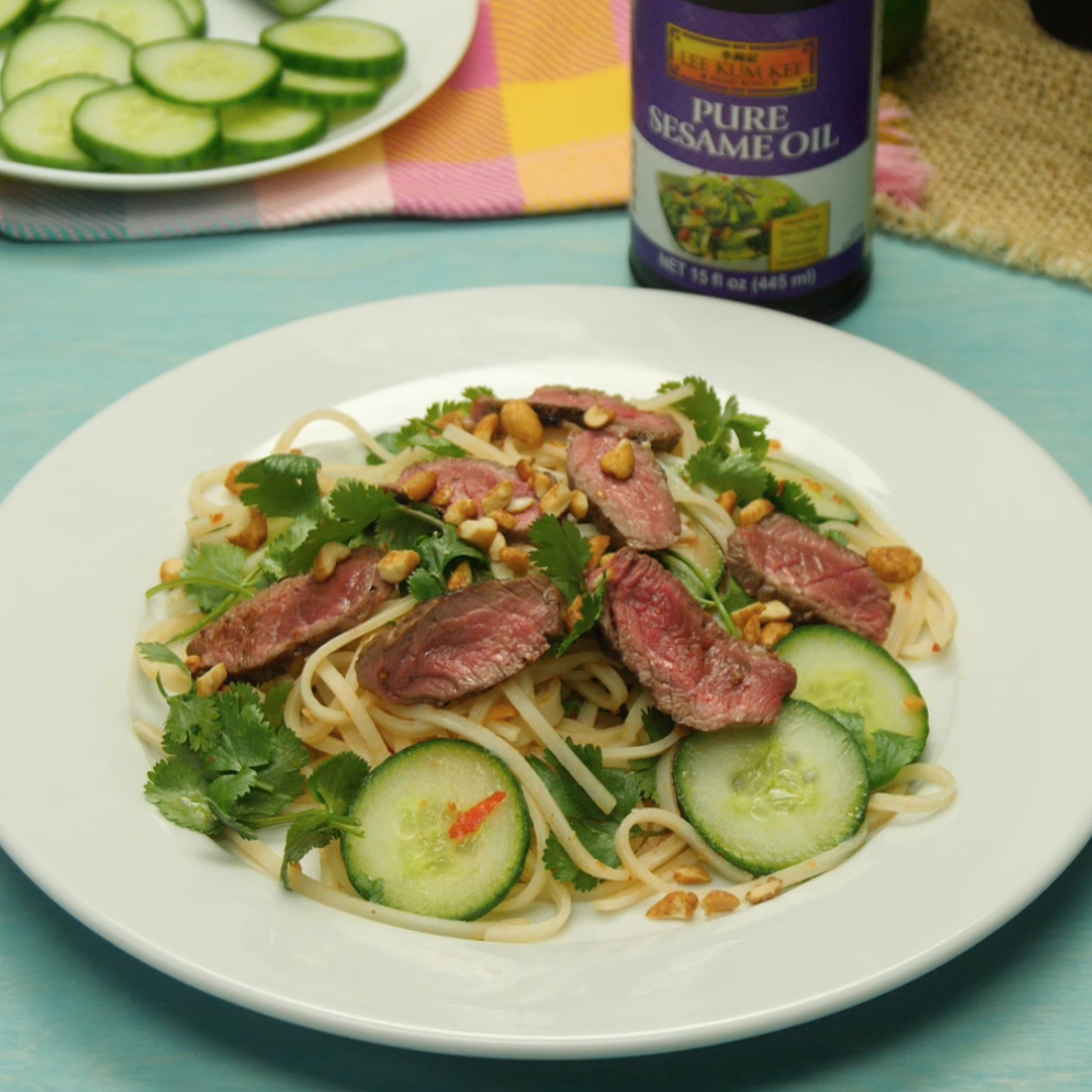 Recipe Thai Beef Noodle Salad S