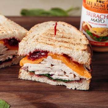 Recipe Thanksigiving Turkey Club S