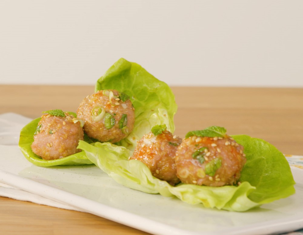 Recipe Turkey Meatballs
