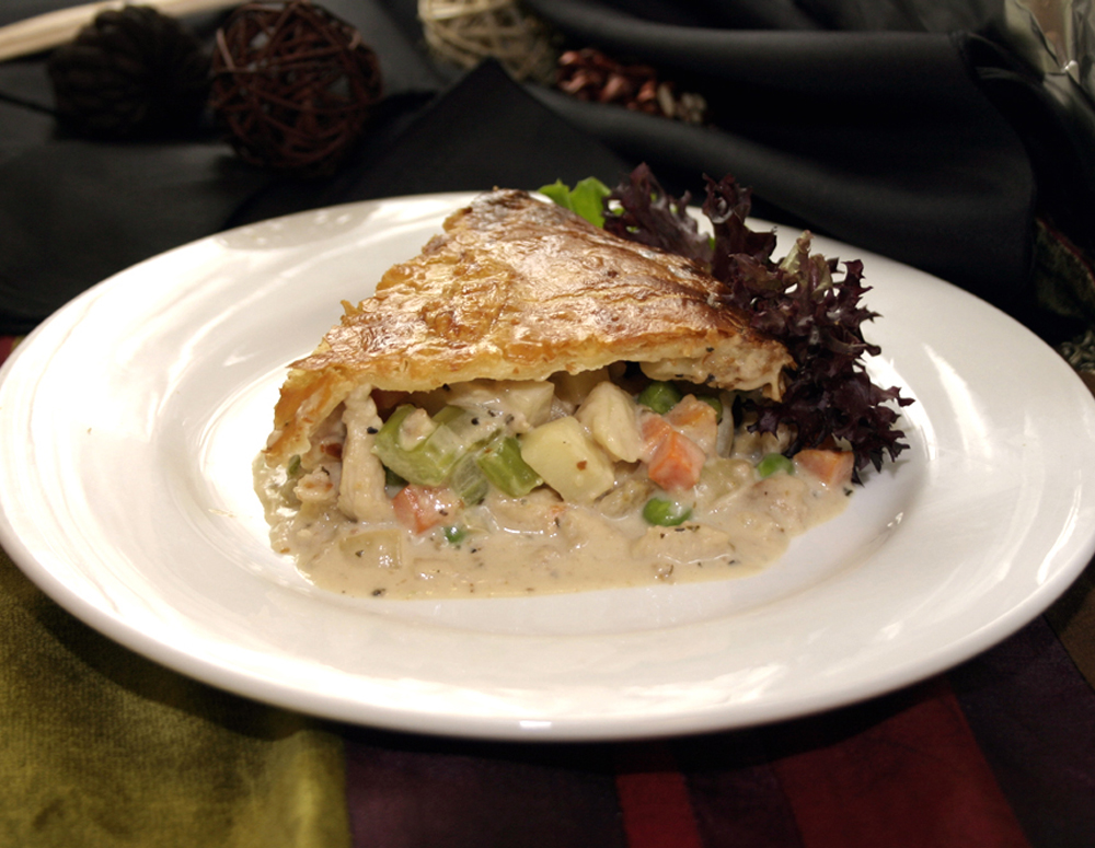 Recipe Turkey Pot Pie