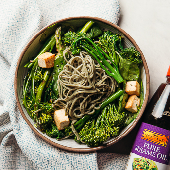 Recipe Vegan Soba Noodles S