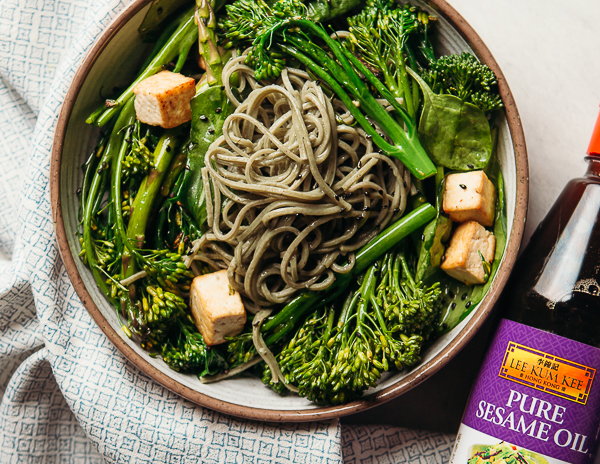 Recipe Vegan Soba Noodles