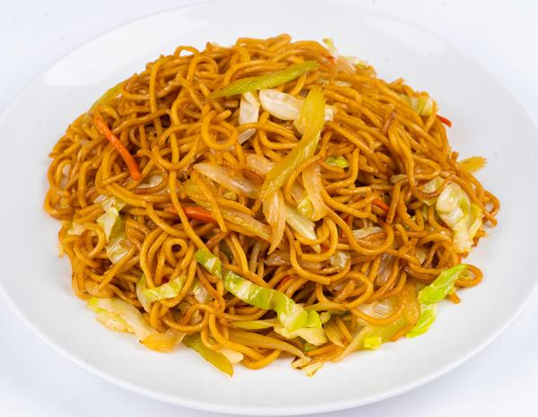 Recipe Vegetarian Chow Mein