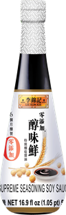 Supreme Seasoning Soy Sauce 16.9 fl oz