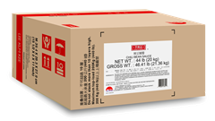 Chili Bean Sauce BIB carton