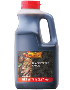 Black Pepper Sauce 5 lb Pail