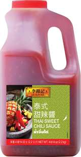 Thai Sweet Chili Sauce 4lb 14oz 22kg 95in2015