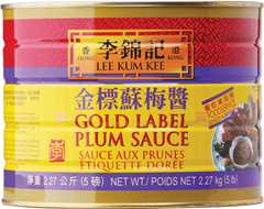 Gold Label Plum Sauce 5lb 227kg 4625in
