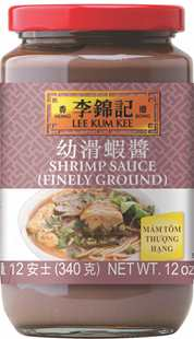 Shrimp Sauce Finely Ground 12oz 340g 475in2017
