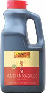KC Soy Sauce 64oz 19kg 10in1