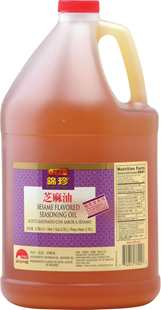Kum Chun Sesame Flavored Seasoning Oil 1gal 378kg 115in