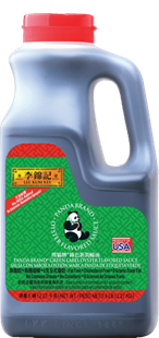 PANDA BRAND GREEN LABEL OYSTER FLAVORED SAUCE 5lb