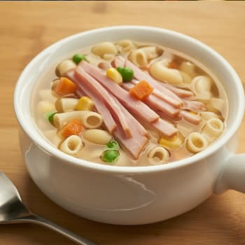 Recipe Macaroni with Ham S