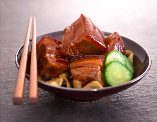 Recipe Modern Style Braised Pork Belly