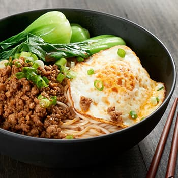 Recipe Noodles with Pork in Mixed Sauce S