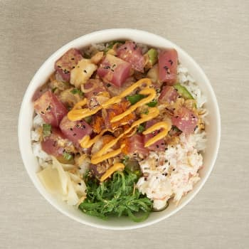 Recipe Poke Bowl S