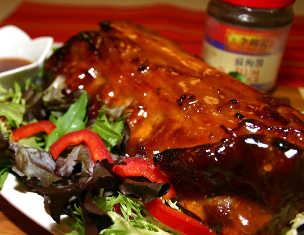 Recipe All American Roasted Spare Ribs