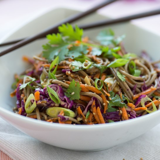 Recipe Gluten Free Soba Noodle Salad S