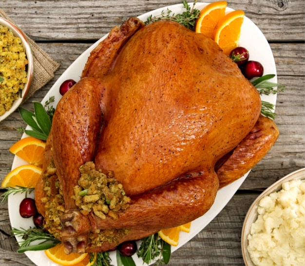 Ground Bean Butter Roasted Turkey S