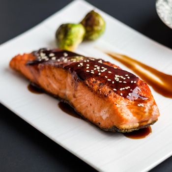 Recipe Japanese Style Glazed Salmon S