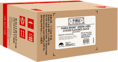Oyster Flavored Sauce (Panda Brand Green Label Oyster)