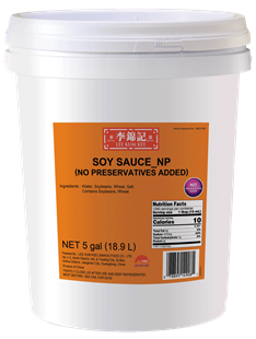 SOY SAUCE_NP (NO PRESERVATIVES ADDED)